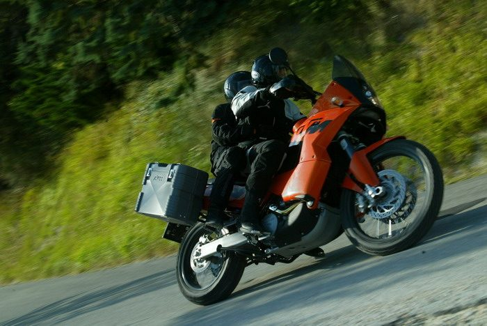 KTM 950 Adventure 2005 - 48