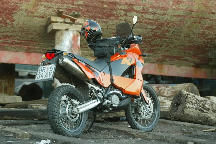 KTM 950 Adventure 2005 - 13