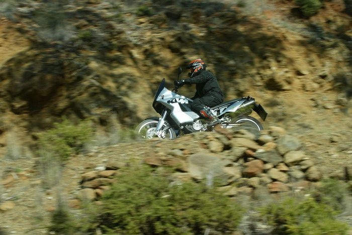 KTM 950 Adventure 2005 - 17