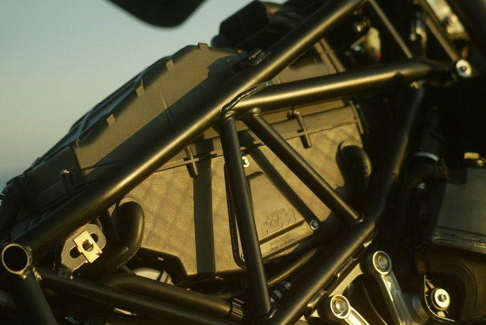 KTM 950 Adventure 2005 - 20