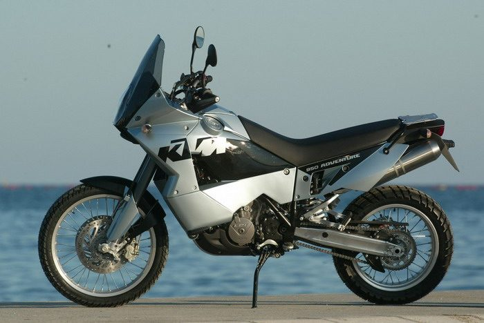 KTM 950 Adventure 2005 - 31
