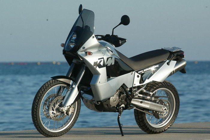 KTM 950 Adventure 2005 - 32