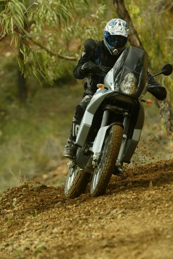 KTM 950 Adventure 2005 - 34