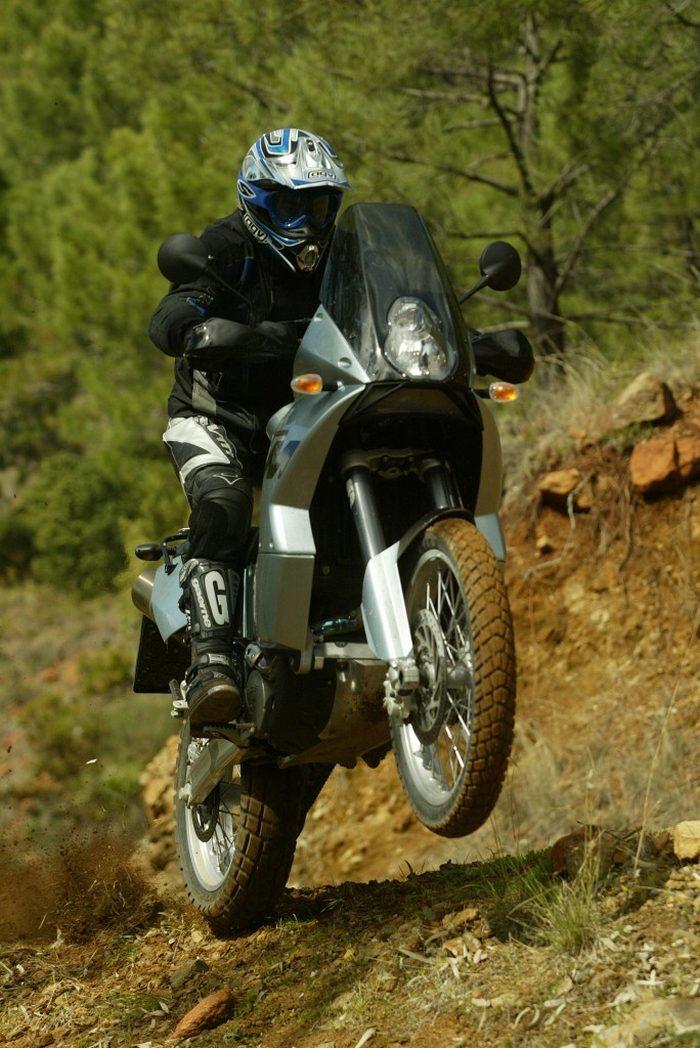 KTM 950 Adventure 2005 - 38