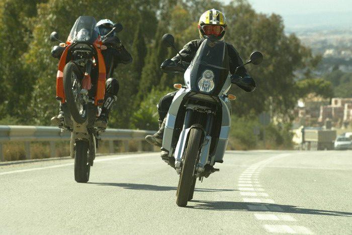 KTM 950 Adventure 2005 - 41