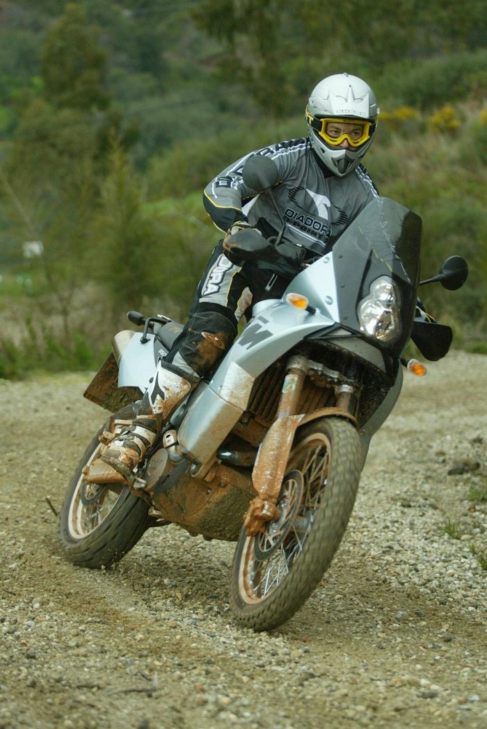 KTM 950 Adventure 2005 - 43