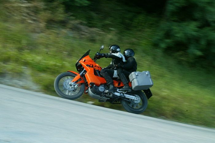 KTM 950 Adventure 2005 - 45