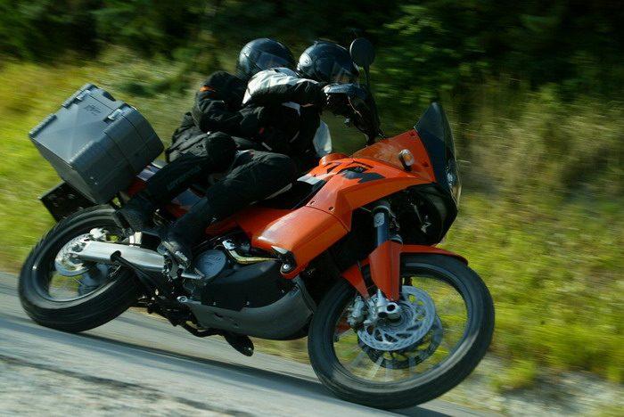 KTM 950 Adventure 2005 - 46