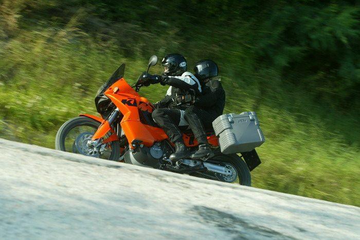 KTM 950 Adventure 2005 - 54