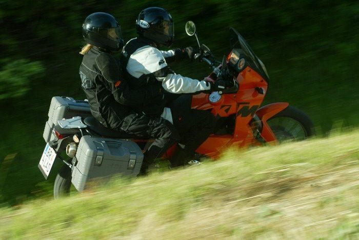 KTM 950 Adventure 2005 - 56