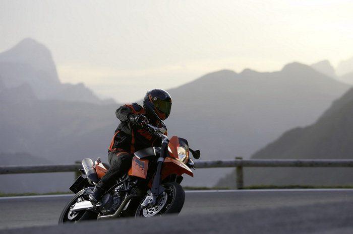 KTM 990 SM Supermoto 2008 - 11