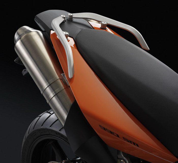 KTM 990 SM Supermoto 2008 - 16