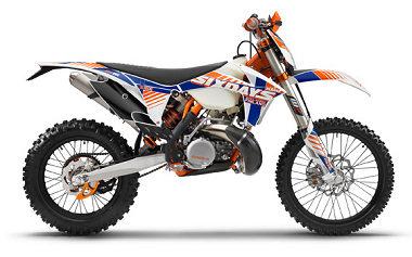 125 EXC Six Days 2012