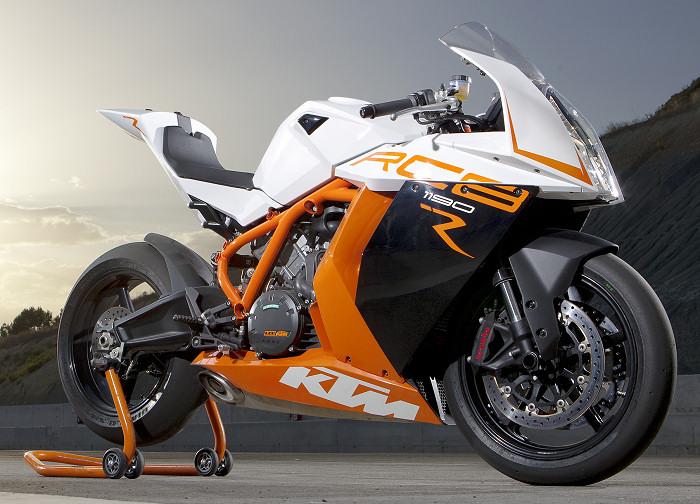 KTM 1190 RC8 R 2014 - Fiche moto - MOTOPLANETE
