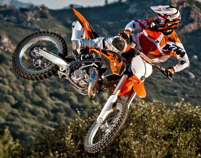 Ktm 125 sx 2013 fiche moto motoplanete - Image de moto ktm ...