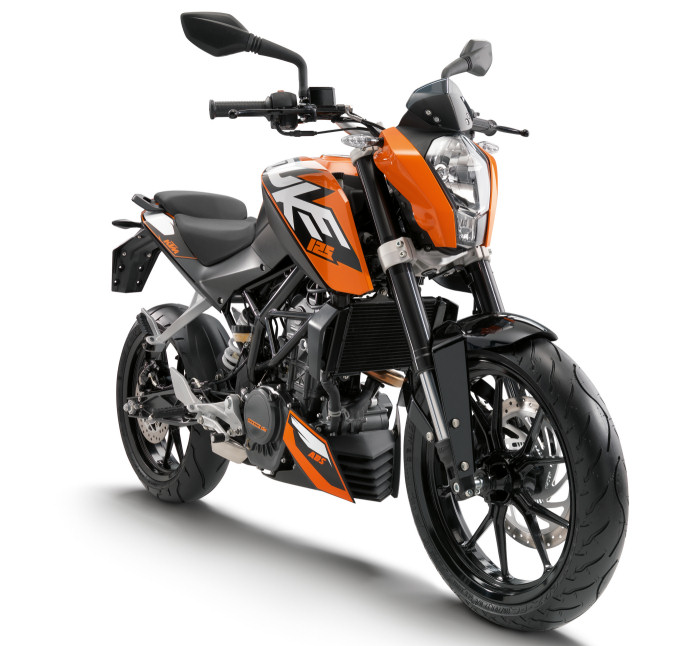 ktm 125 duke 2016 fiche moto motoplanete. Black Bedroom Furniture Sets. Home Design Ideas