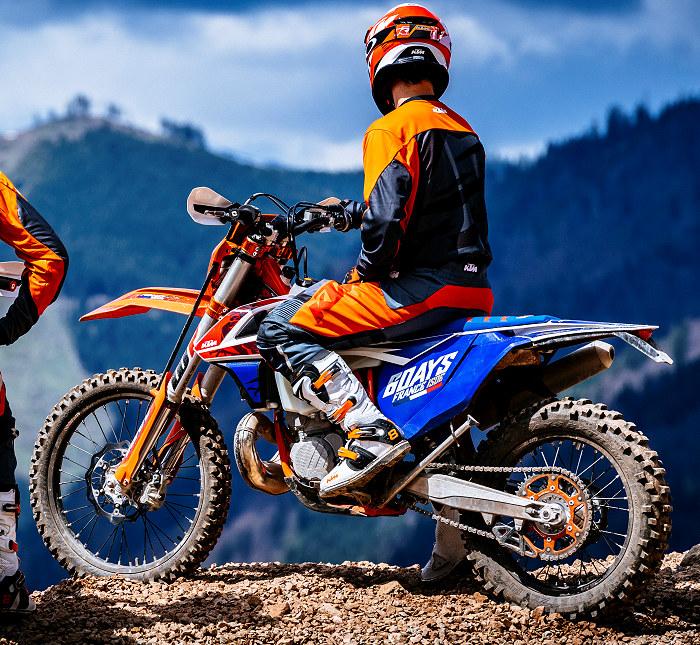 KTM 250 EXC Six Days TPI