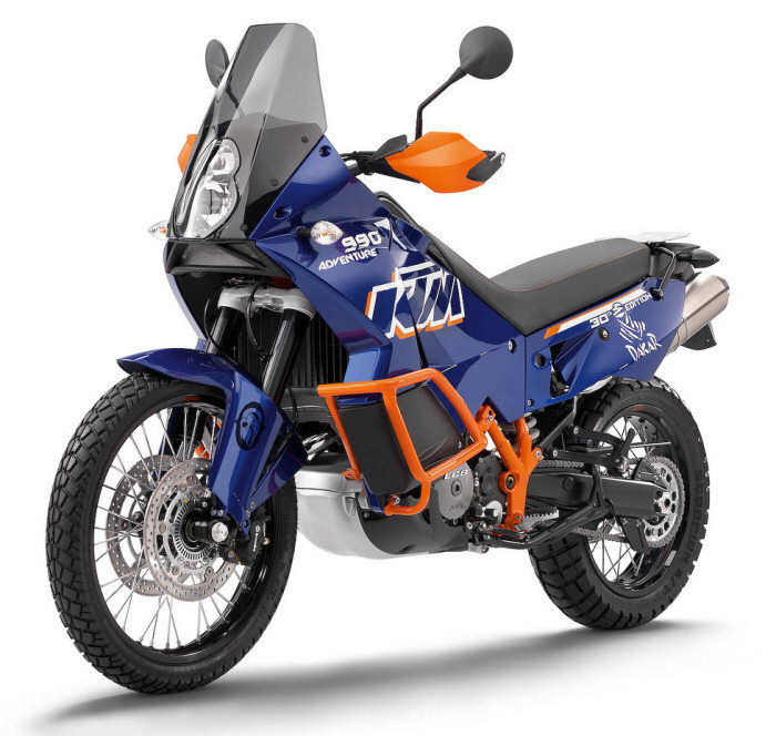 KTM 990 Adventure Dakar 30eme édition