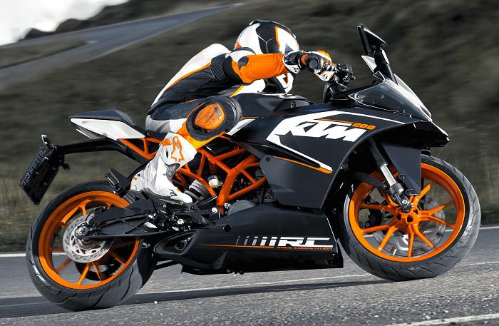 KTM RC 200