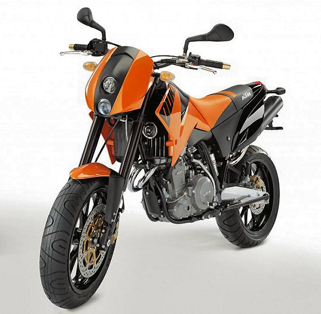 Ktm 640 Duke Ii 2007 Fiche Moto Motoplanete