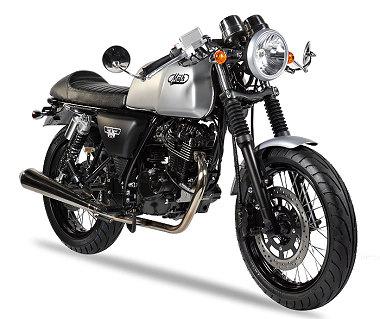 mash 125 black seven caf racer 2018 fiche moto motoplanete. Black Bedroom Furniture Sets. Home Design Ideas