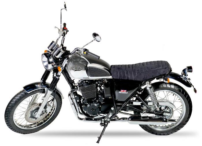 mash 400 five hundred chromium 2018 fiche moto motoplanete. Black Bedroom Furniture Sets. Home Design Ideas