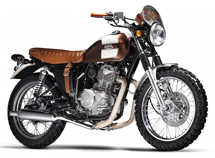 mash 400 five hundred von dutch 2015 fiche moto motoplanete. Black Bedroom Furniture Sets. Home Design Ideas