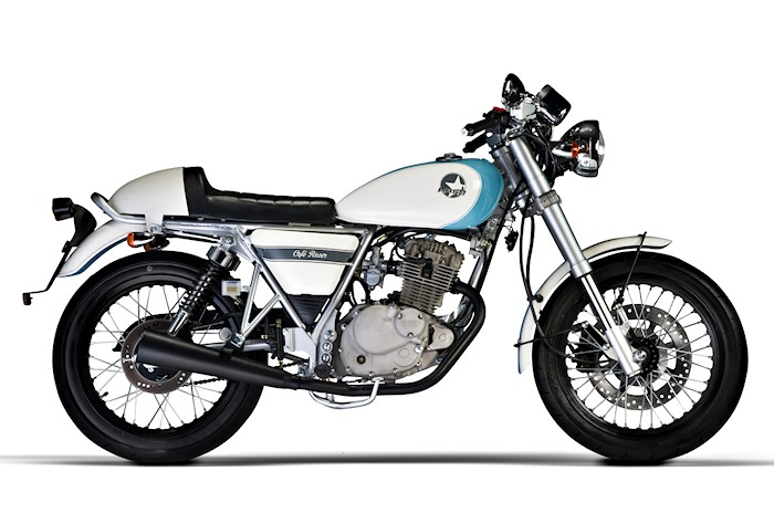 Pieces Detachees Moto Cafe Racer