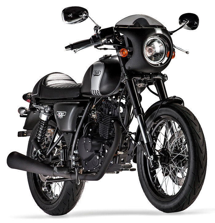essai moto mash 125 cafe racer. Black Bedroom Furniture Sets. Home Design Ideas