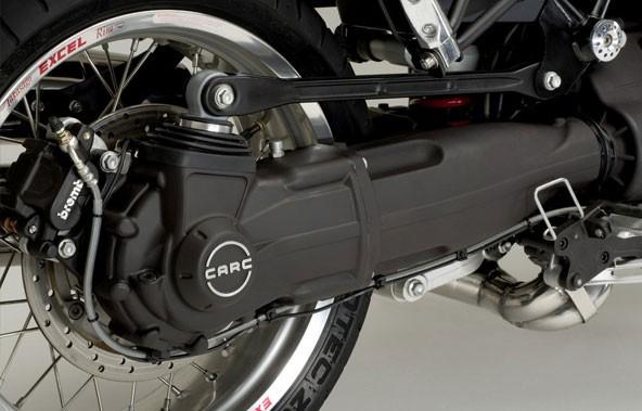 Moto-Guzzi 940 BELLAGIO