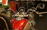 Moto-Guzzi 1400 California Touring