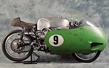 Moto-Guzzi 500 V8 Ottocilindri