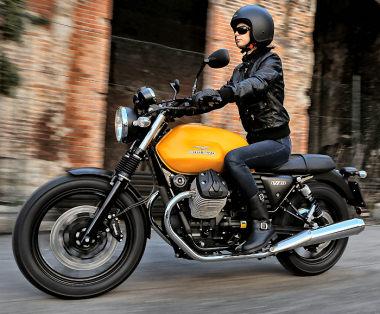 Moto-Guzzi 750 V7 II Stone