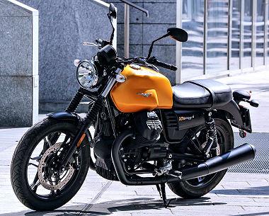 Moto-Guzzi 750 V7 III Stone