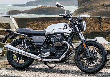 Moto-Guzzi 750 V7 III Limited 2018