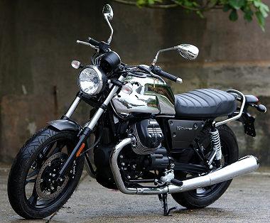 Moto-Guzzi 750 V7 III Limited