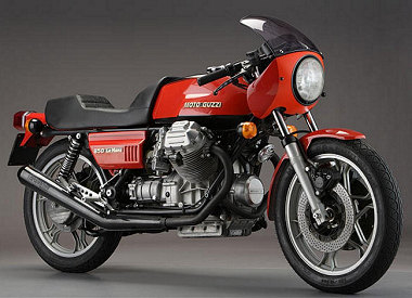 Moto-Guzzi 850 Le Mans