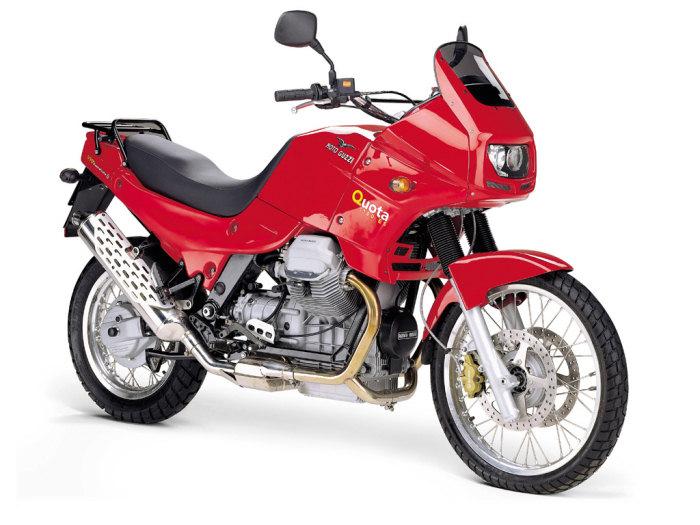 Moto-Guzzi 1100 QUOTA ES 1999 - 2