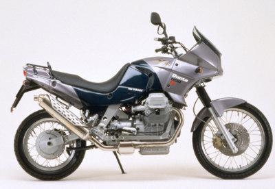Moto-Guzzi 1100 QUOTA ES 1999 - 1