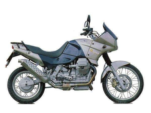 Moto-Guzzi 1100 QUOTA ES 2000 - 4