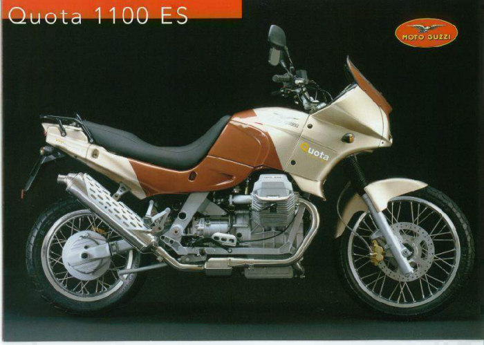 Moto-Guzzi 1100 QUOTA ES 2000 - 1