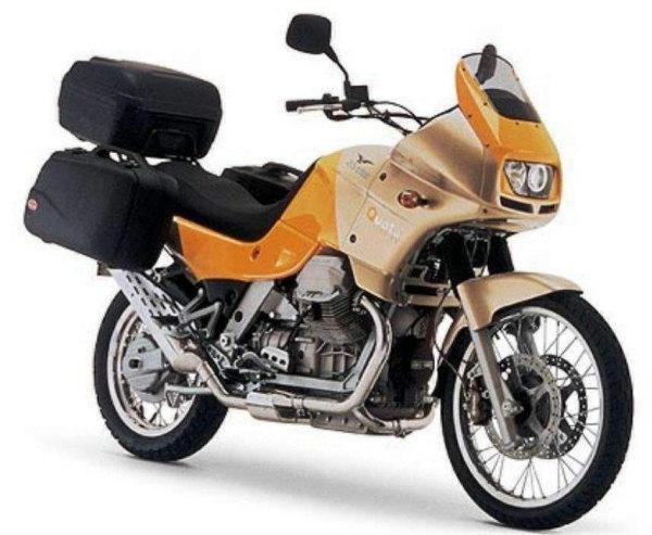 Moto-Guzzi 1100 QUOTA ES 2000 - 2