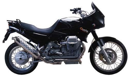 Moto-Guzzi 1100 QUOTA ES 1999 - 6