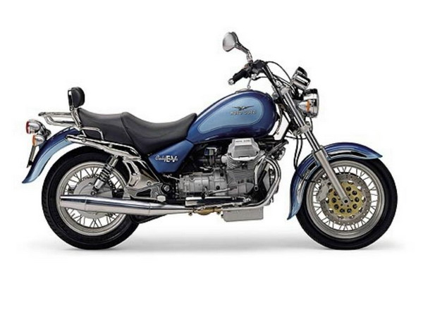Moto-Guzzi 1100 CALIFORNIA EV 1999 - 14