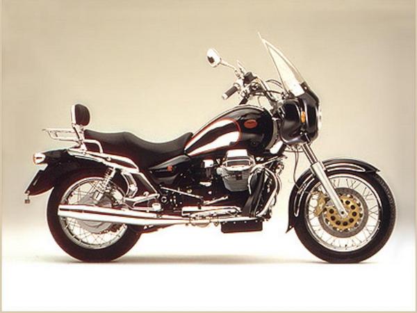 Moto-Guzzi 1100 CALIFORNIA EV 1999 - 16