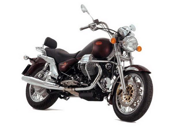 Moto-Guzzi 1100 CALIFORNIA EV 1999 - 19