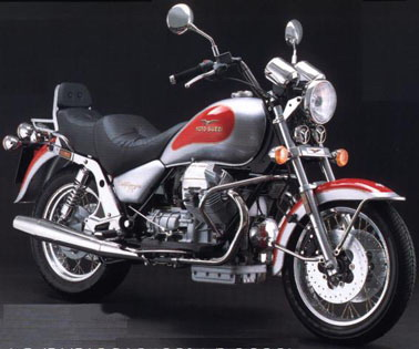 Moto-Guzzi 1100 CALIFORNIA EV 1999 - 1