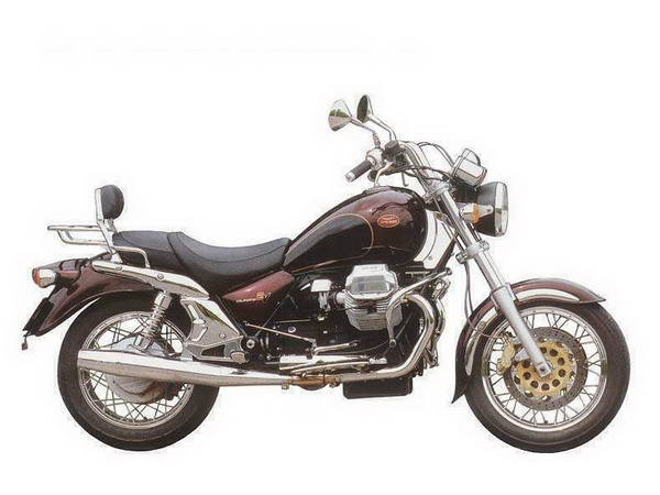 Moto-Guzzi 1100 CALIFORNIA EV 1999 - 3