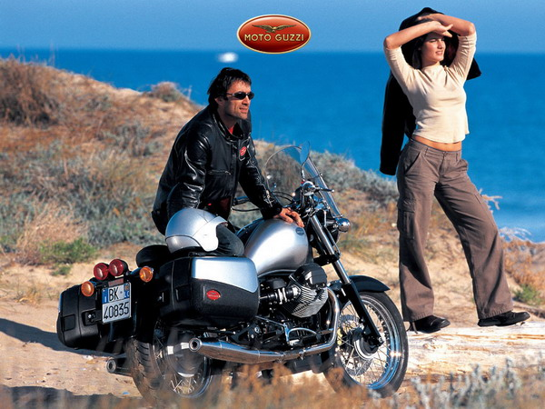 Moto-Guzzi 1100 CALIFORNIA EV 1999 - 4