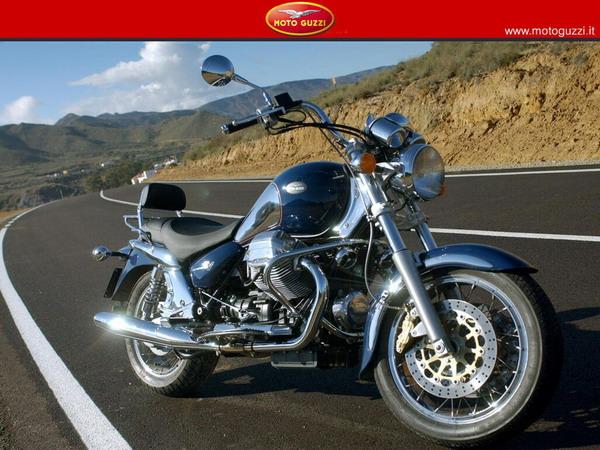 Moto-Guzzi 1100 CALIFORNIA EV 1999 - 7
